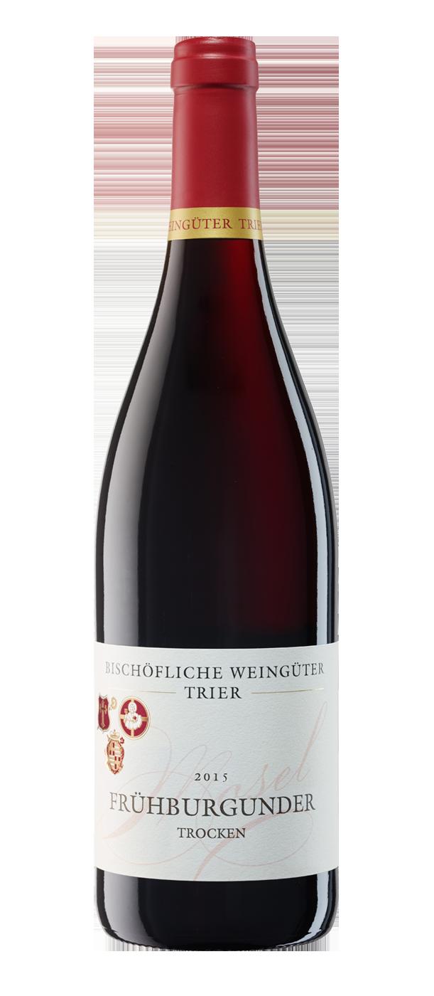 2015  Frühburgunder Rotwein  trocken