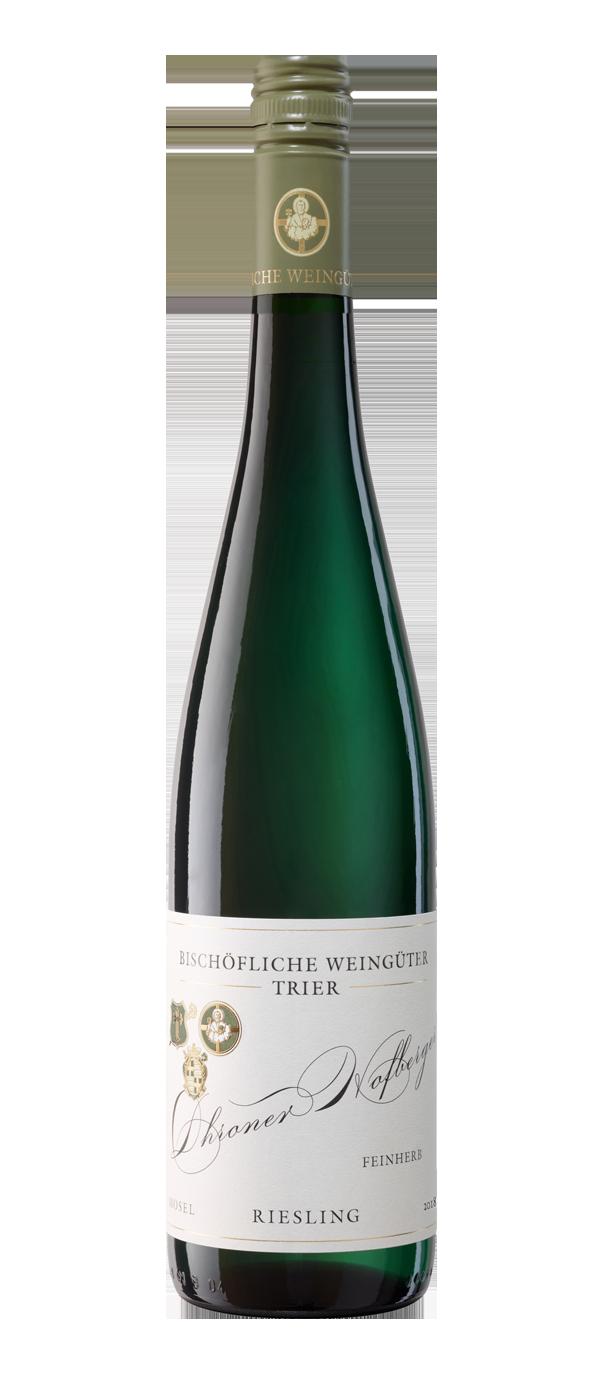 2018  Dhroner Hofberger Riesling Qualitätswein feinherb