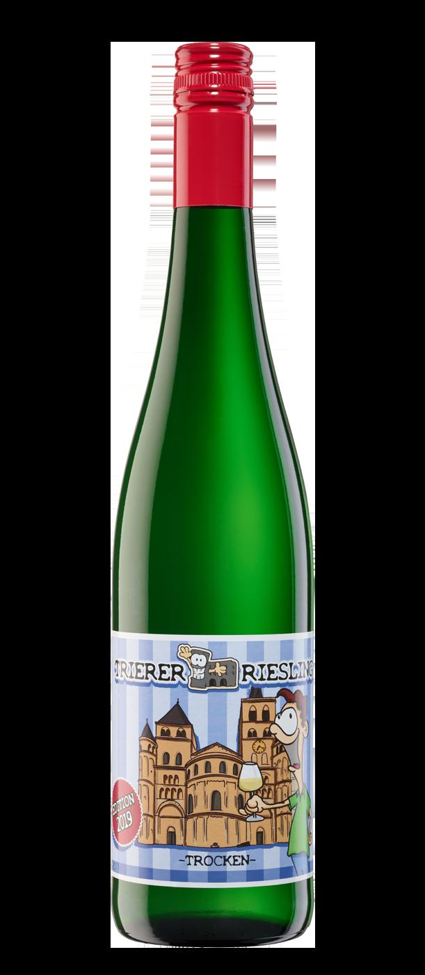 Trierer Riesling Qualitätswein trocken 2019