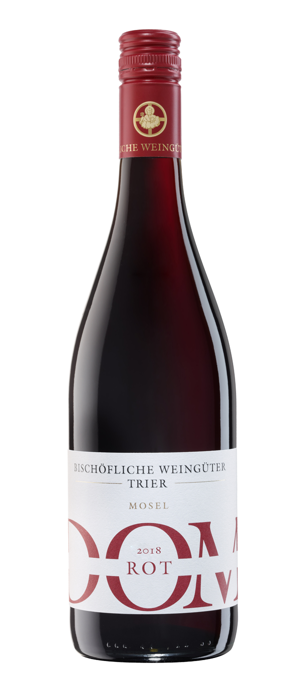2018  DOM Rotwein Qualitätswein trocken