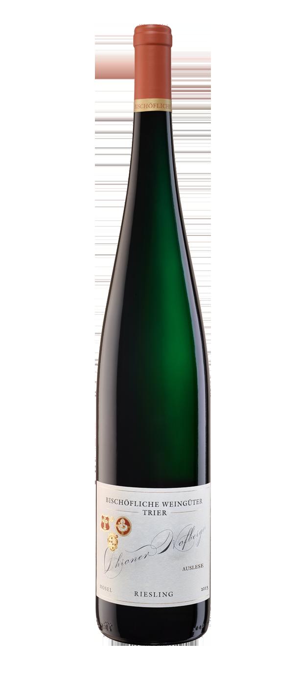 2015  Dhroner Hofberger Riesling Auslese Magnum