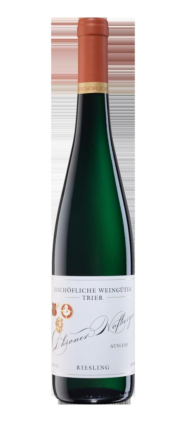 2015  Dhroner Hofberger Riesling Auslese