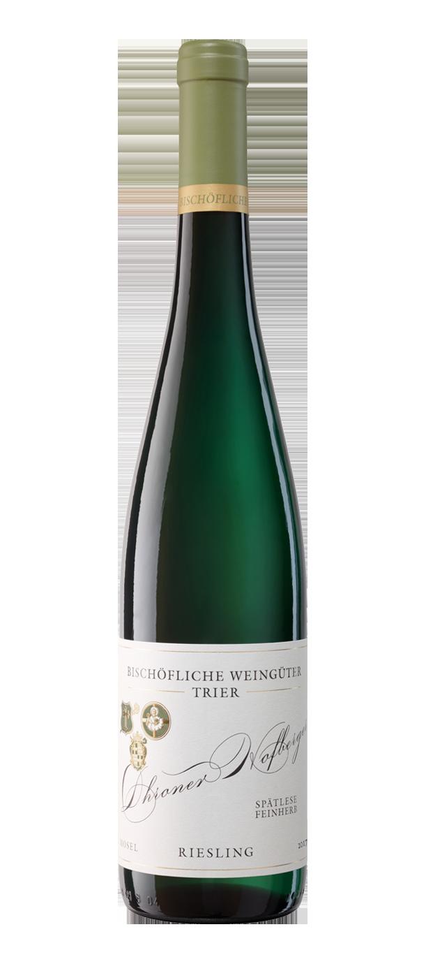Dhroner Hofberger Riesling Spätlese feinherb 2017