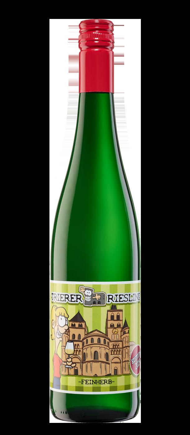 Trierer Riesling Qualitätswein feinherb 2019